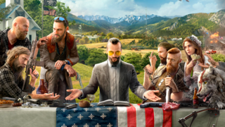 5 Things to Notice in New 'Far Cry 5' Art