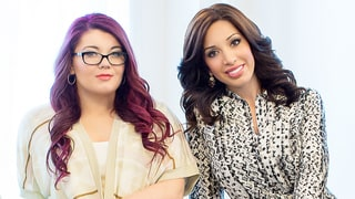 Is Teen Mom OG's Amber Portwood Threatening to Give Farrah Abraham a Black Eye After Miss Piggy Dis?
