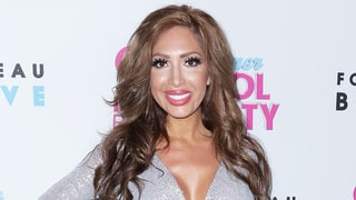 Farrah Abraham Slammed for Posting Modeling Pics of 7-Year-Old Daughter Wearing Bikini, Makeup