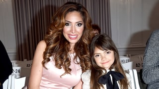 Farrah Abraham: Why I Fought for My Daughter Sophia, 7, to Wear Makeup to School