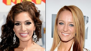 Farrah Abraham Celebrates Costar Maci Bookout's Engagement: 'Hopefully This Engagement Luck Rubs Off on Me'