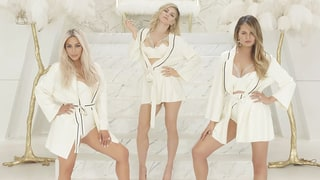 Kim Kardashian Showers With Milk in Fergie's Sexy Music Video for 'M.I.L.F. $'