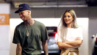 Kylie Jenner Look-Alike Val Mercado Was Spotted Visiting Tyga Before His Interview