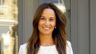 See Pippa Middleton's Ginormous Engagement Ring Up Close