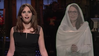 Felicity Jones on 'SNL': 3 Sketches You Have to See