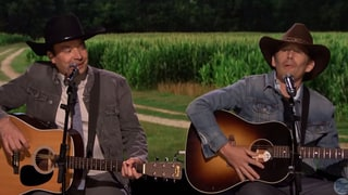Ethan Hawke, Jimmy Fallon Turn Country Singers for Hilarious FML 'Tonight Show' Sketch