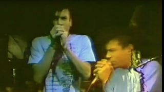 See Faith No More's Frenzied 1986 Concert With Singer Chuck Mosley