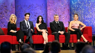 'Friends' Cast Reunites to Reveal Rituals, Favorite Scenes on 'Must See TV: An All-Star Tribute to James Burrows'