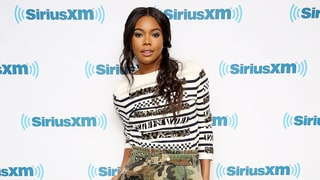 Gabrielle Union Mixes Stripes and Camouflage Print Like a Boss