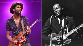 Gary Clark Jr. on Chuck Berry: 'His Influence Is Everywhere'