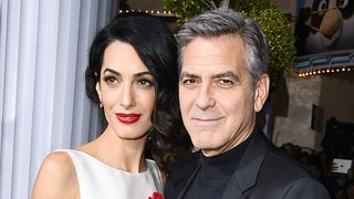 George Clooney Reveals How He Proposed to Amal Clooney: It Took Her '25 Minutes' to Say Yes