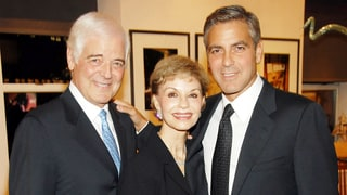 George Clooney's Mom, Nina Clooney, Says Her Son Will Be a 'Great' Dad