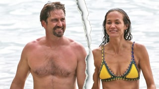 Gerard Butler and Longtime Girlfriend Morgan Brown Split