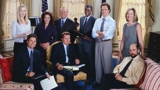 'The West Wing' Cast to Stump in Ohio for Hillary Clinton