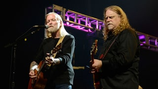 Warren Haynes Remembers 'Dear Friend' Gregg Allman