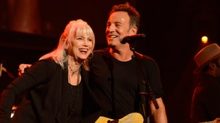 Flashback: See Emmylou Harris Cover Springsteen's 'Racing in the Street'