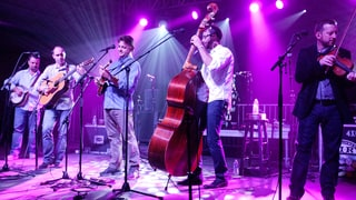 Hear the Travelin' McCourys' Fiery Cover of Passenger's 'Let Her Go'