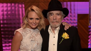 Miranda Lambert to Receive Inaugural Merle Haggard Award at ACM Honors