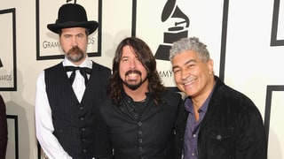 See Surviving Nirvana Members Reunite at Foo Fighters Show