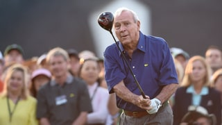 Arnold Palmer, 'the King' of Golf, Dead at 87