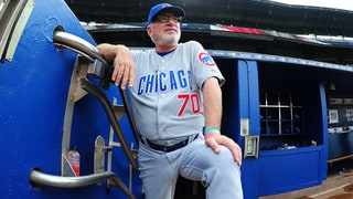Chicago Cubs Manager Joe Maddon's Long Journey to Top of the Baseball World