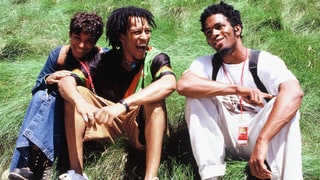 Digable Planets Plot 'Reachin' 25th Anniversary Reissue