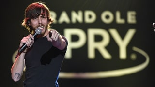See Chris Janson Cover Merle Haggard's 'My Favorite Memory' on the Opry