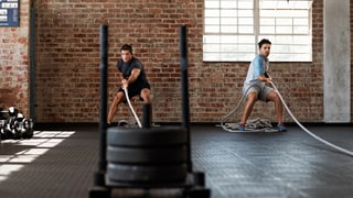 How Interval Training Can Reverse Aging