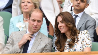 Prince William and Duchess Kate Cheer on Andy Murray at Wimbledon 2016: Photos