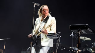 See Arcade Fire's David Bowie Tribute at Panorama Fest