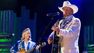 See George Strait Salute Jim Lauderdale at Americana Honors