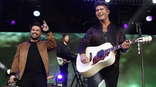 See Dan and Shay's Dynamic 'How Not To' on 'Kimmel'
