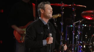 See Blake Shelton's Energetic 'A Guy With a Girl' on 'The Voice'