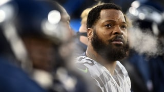 Michael Bennett Decision to Sit During National Anthem: 'We Need to Stay Together'
