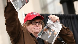Michael Moore Prepping New Trump Doc 'Fahrenheit 11/9'