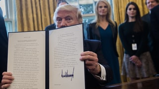 Donald Trump's Environmental Scorecard