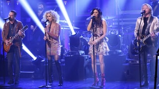 Watch Little Big Town's Brawny 'Rollin'' on 'Fallon'