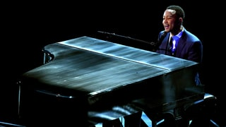 Watch John Legend Bring 'La La Land' to Life at 2017 Oscars
