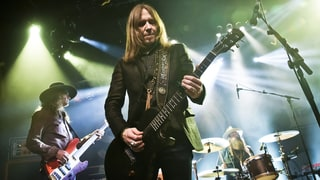 Blackberry Smoke, Aaron Lewis Plot Co-Headlining Fall Tour