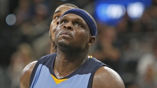 NBA All-Star Zach Randolph Arrested on Felony Marijuana Charge