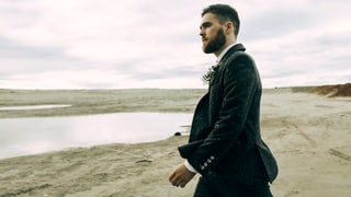 How to Style Your Beard for a Suit