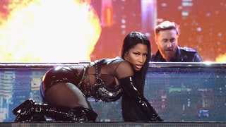 Watch Nicki Minaj Open Billboard Music Awards 2017 With Star-Studded Medley