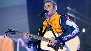 Justin Bieber Hits Photographer With Car Driving From Church