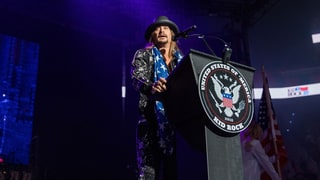 Kid Rock Continues to Court Controversy at Latest Detroit Concert