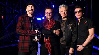 On the Charts: U2 Claim Eighth Number One LP With 'Songs of Experience'