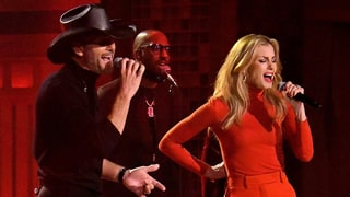 Watch Tim McGraw, Faith Hill's Powerful New 'Break First' on 'Fallon'