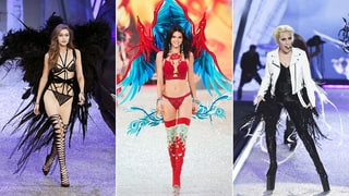 See the Hottest Looks From the Victoria's Secret Fashion Show 2016