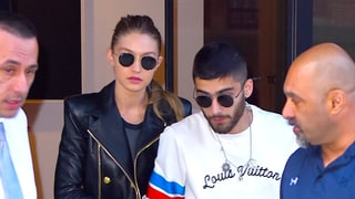 Gigi Hadid and Zayn Malik Hold Hands in NYC Days After Getting Back Together