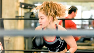 We Boxed With Gigi Hadid and Kendall Jenner's Pro: Watch What Happened
