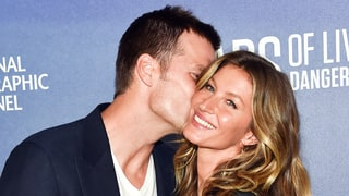 Tom Brady Can't Keep His Hands off Gisele Bundchen's Butt on the Red Carpet